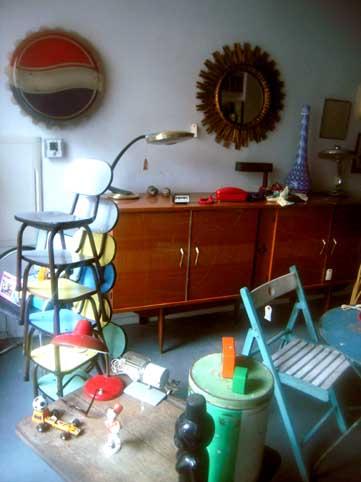Zaragoza online mercadillo mobiliario a os 50 s 60 s 70 s for Mobiliario anos 50