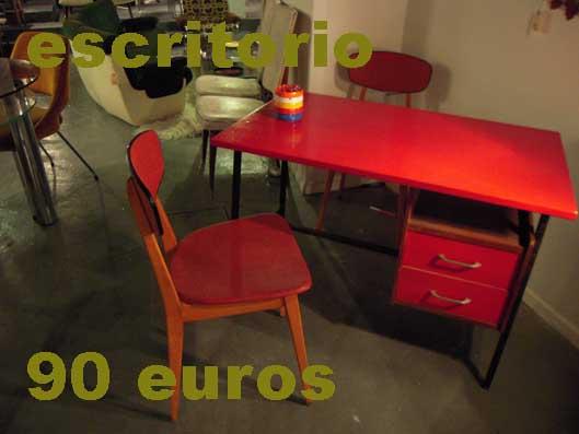 Zaragoza online mercadillo mobiliario a os 50 39 60 39 70 39 for Mobiliario anos 50