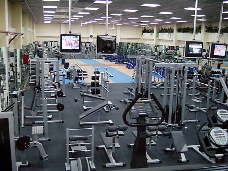Zaragoza online fitness en madrid la actividad f sica for Mejores gimnasios